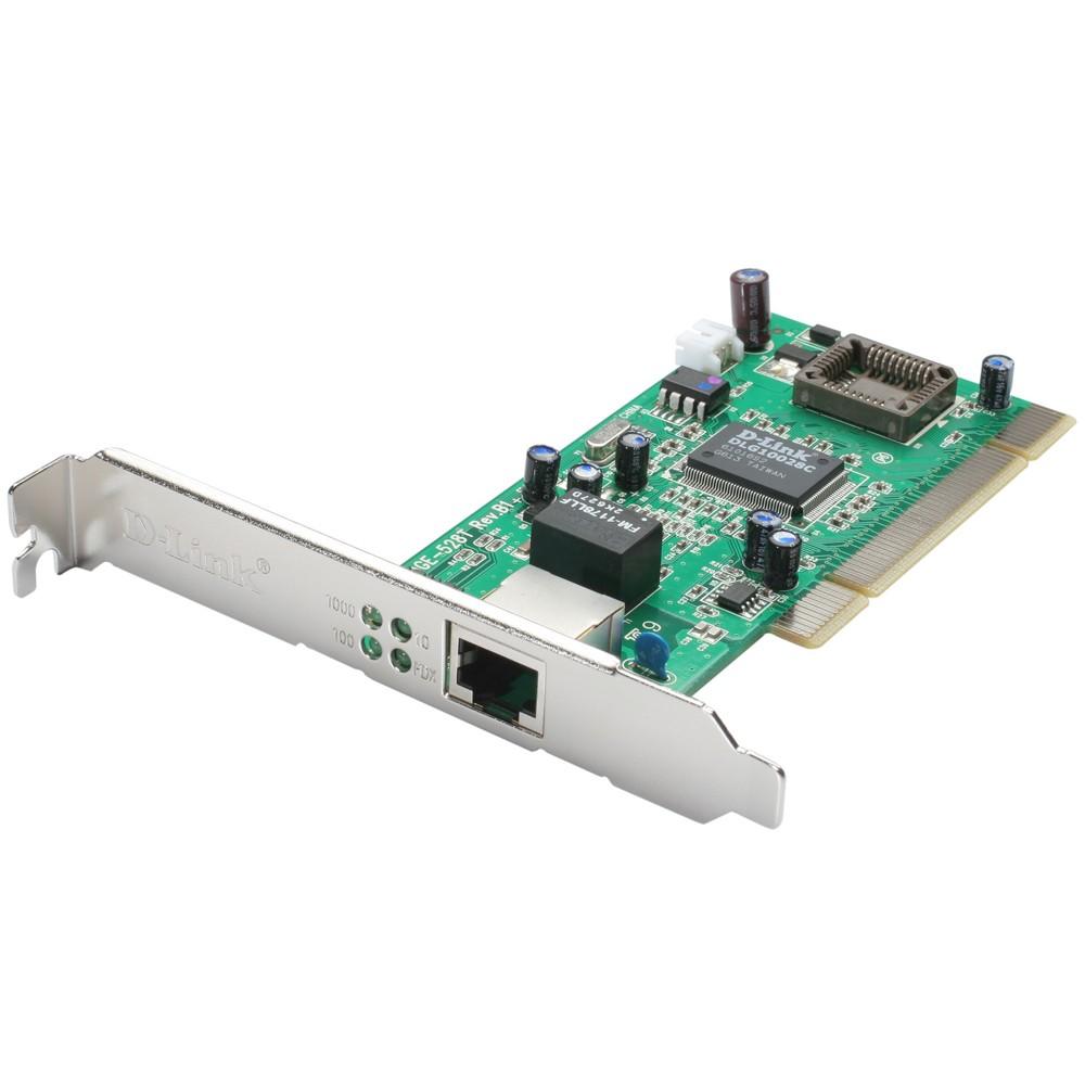 Placa de Rede PCI D-Link DGE-528T 10/100/1000