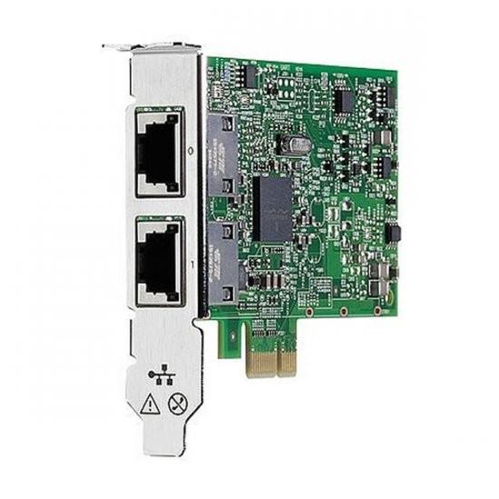 Placa de Rede Pci-e HP Ethernet de 1Gb e 2 portas 332T (615732-B21)