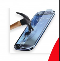 Película Prot. Newdrive Anti-Impacto Transp. P/Galaxy S3