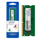 Memoria Adata NoteBook 4GB DDR4 2666 MHZ AD4S26664G19-SGN