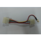Conector de Alimentação IDE para cooler de CPU