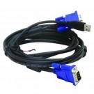 Cabo p/ Server Switch USB D-Link DKVM-CU