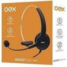 Headset Call OEX HS101 Conector RJ11