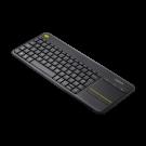 Teclado Logitech s/fio mouse touch K400 plus Cod: 920-007125