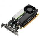 Placa de Video PNY Nvidia Quadro T1000 DDR6 128 BITS VCNT1000-PB