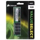Memoria Corsair 1GB DDR1 400 MHZ VS1GB400C3